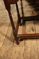 18th Century Oak Side Table (5 of 7)