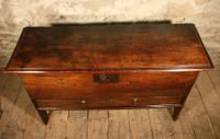 18th Century Elm Coffer (8 of 8)