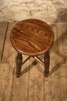 Country Stool c.1890 (2 of 3)
