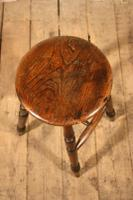 Country Stool c.1880 (2 of 2)