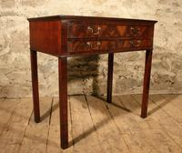 Georgian Mahogany Side Table (3 of 6)