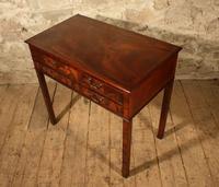Georgian Mahogany Side Table (4 of 6)