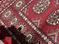 Very Nice Iranian Red Ground Rug (4 of 4)
