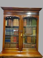 Superb Victorian Mahogany Library  Bookcase (5 of 19)
