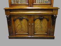Superb Victorian Mahogany Library  Bookcase (6 of 19)