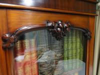 Superb Victorian Mahogany Library  Bookcase (11 of 19)