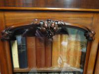 Superb Victorian Mahogany Library  Bookcase (12 of 19)
