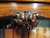 Superb Victorian Mahogany Library  Bookcase (13 of 19)