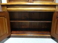 Superb Victorian Mahogany Library  Bookcase (16 of 19)