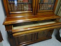 Superb Victorian Mahogany Library  Bookcase (2 of 19)