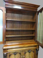 Superb Victorian Mahogany Library  Bookcase (19 of 19)