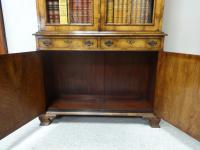 Outstanding Walnut Bookcase C.1910 (10 of 18)