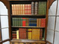 Outstanding Walnut Bookcase C.1910 (11 of 18)