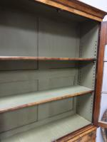 Outstanding Walnut Bookcase C.1910 (12 of 18)