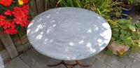 Pair of Zinc Topped Conservatory Tables c.1900 (3 of 4)