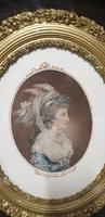 Regency Mezzotint 'A Kensington Beauty' (3 of 5)
