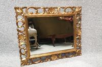 Italian Gilt Mirror c.1920 (3 of 3)