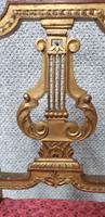 Lovely French Gilt Boudoir Chair (3 of 10)