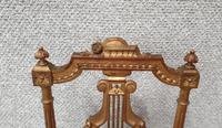 Lovely French Gilt Boudoir Chair (2 of 10)