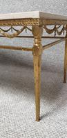 Superb French Gilt Coffee Table (3 of 6)