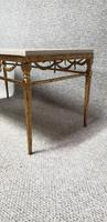 Superb French Gilt Coffee Table (4 of 6)
