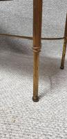 French Gilt Coffee Table (7 of 9)