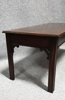 Chippendale Style Mahogany Coffee Table c.1920 (2 of 6)