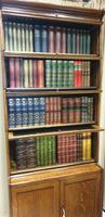 Top Quality Barristers Globe Wernick Sectional Bookcase (3 of 8)