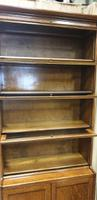 Top Quality Barristers Globe Wernick Sectional Bookcase (6 of 8)