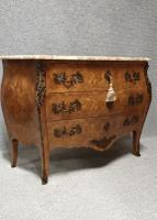 Superb French Commode Chest of Drawers (10 of 10)