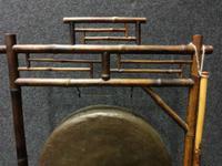 Bamboo Framed Gong (4 of 6)