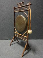 Bamboo Framed Gong (5 of 6)
