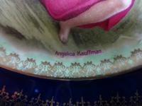 Angelica Kauffman Cabinet Plate c.1910 (6 of 6)