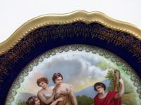 Angelica Kauffman Cabinet Plate c.1910 (4 of 6)