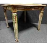 Pair of Marble Topped Lamp / End Tables (7 of 9)