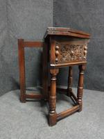 Good Oak Credence Tea Table (5 of 10)
