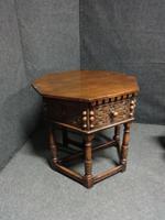 Good Oak Credence Tea Table (6 of 10)