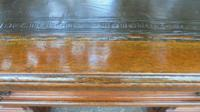 Antique Mahogany Pedestal Writing Desk by Gillows (12 of 13)