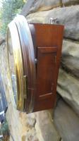 Antique Mahogany Dial Clock by Thomas London (8 of 8)