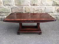 Oriental Chinese Rosewood Opium Table c.1900