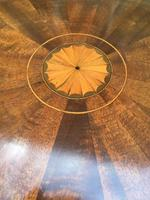 Quality Edwardian Inlaid Mahogany Table (7 of 7)