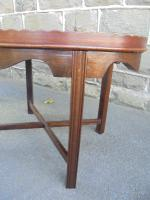 Antique Mahogany Coffee Table c.1910 (5 of 7)