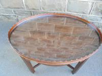 Antique Mahogany Coffee Table c.1910 (7 of 7)