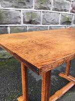 Antique Oak Coffee Table Manner of Heals (7 of 8)