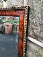 Antique Burr Walnut Mirror (2 of 5)