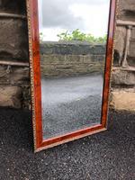 Antique Burr Walnut Mirror (3 of 5)