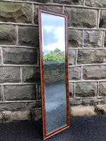 Antique Burr Walnut Mirror (5 of 5)