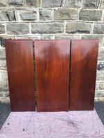 Antique Mahogany 3 Leaf Extending Dining Table (9 of 13)