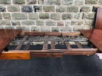 Antique Mahogany 3 Leaf Extending Dining Table (10 of 13)