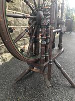 Antique Spinning Wheel (5 of 10)